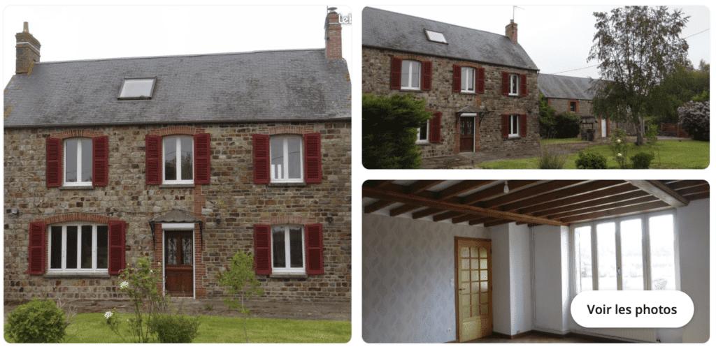 Photos annonce leboncoin Landelles-et-Coupigny